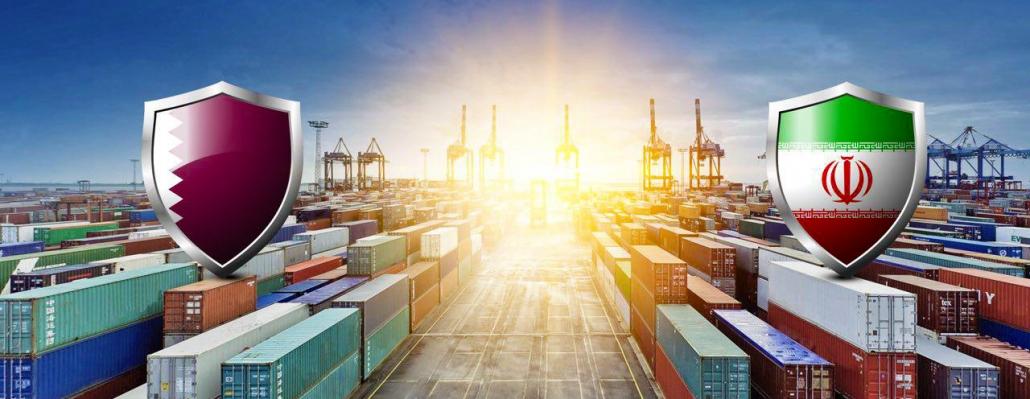 صادرات از ایران به قطر